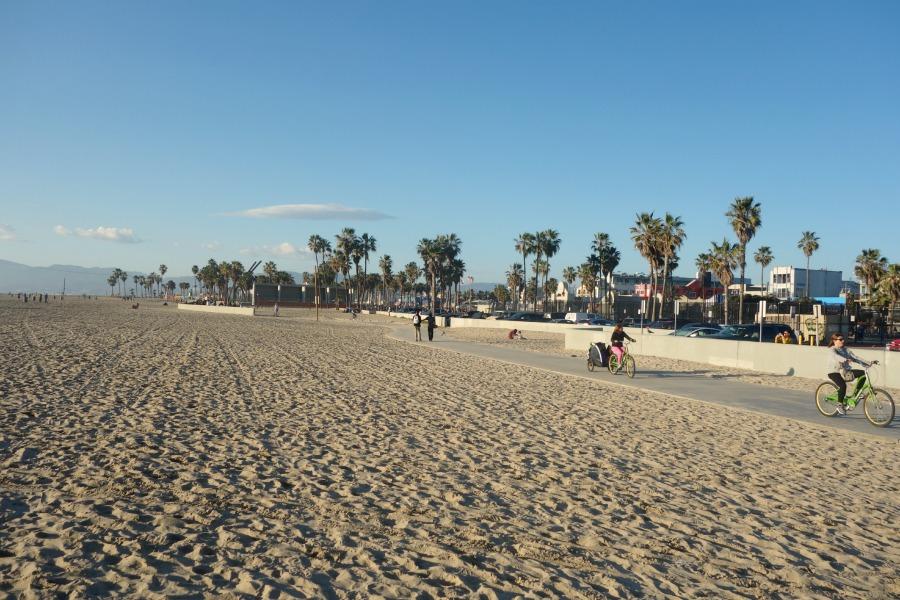 Bike Path Venice Beach