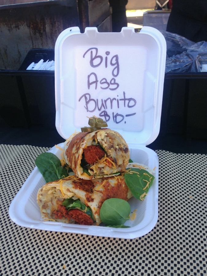 Big Ass Burrito