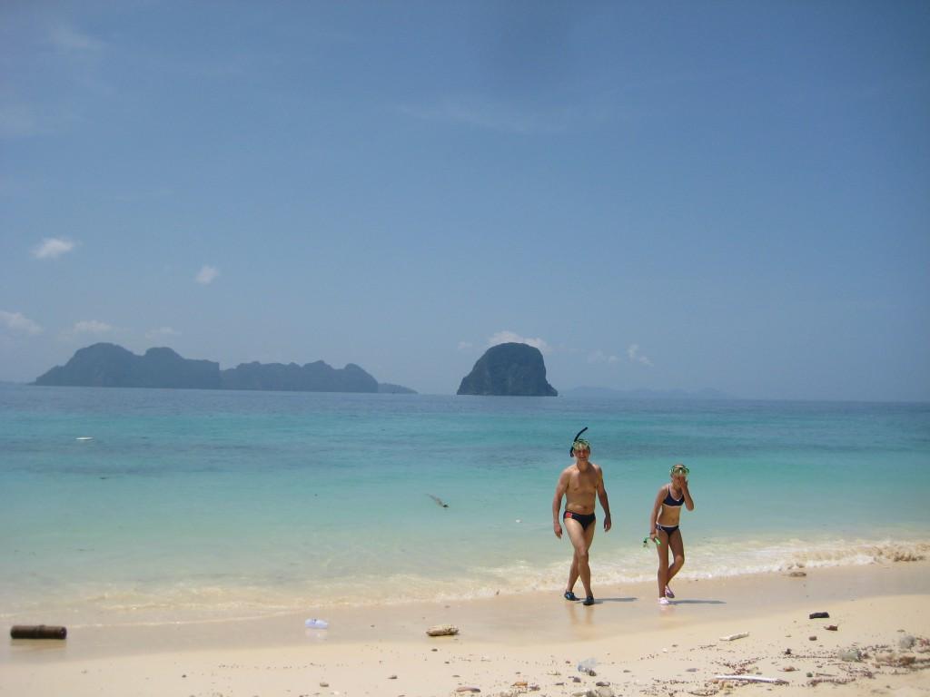 Paradisøen Koh Ngai i Thailand
