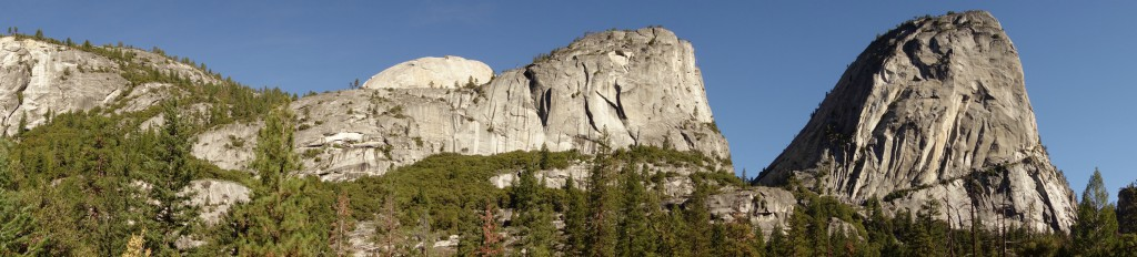 Yosemite National Park Half Dome