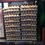 Æg er meget brugt i asiatiske madretter