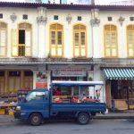 Lokalt supermarked i Little India