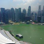 Singapore business area