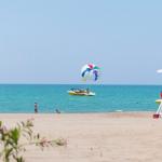 Stranden ved Xanadu Resort