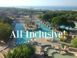 Xanadu Resort med All Inclusive