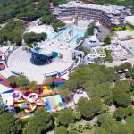 Xanadu Resort med have og pool