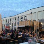 Indgangen til Copenhagen Street Food