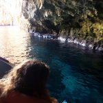Blue Grotte udflugt i grotterne