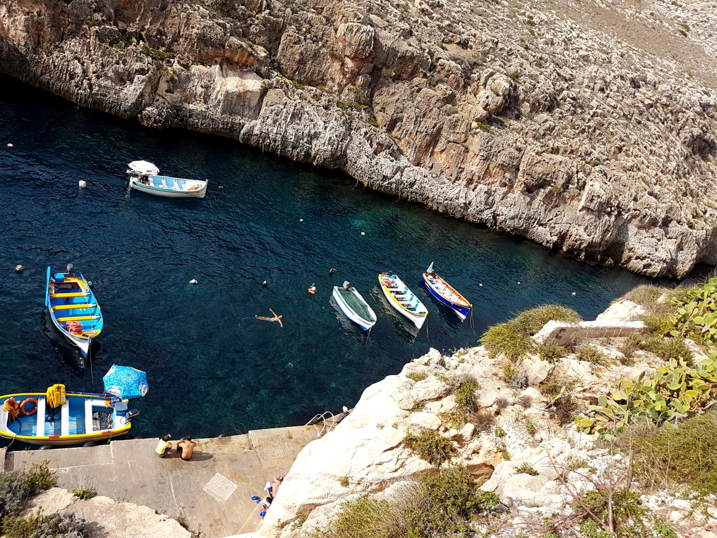 Her er 5 flotte lokale strande på Malta