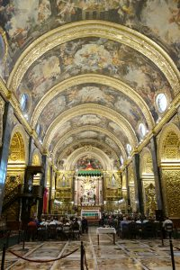 St Johns co-cathedral i Valletta