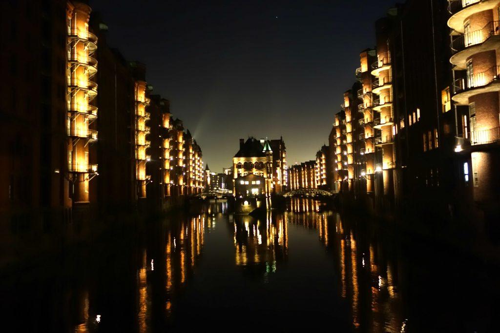 Speicherstadt in Germany