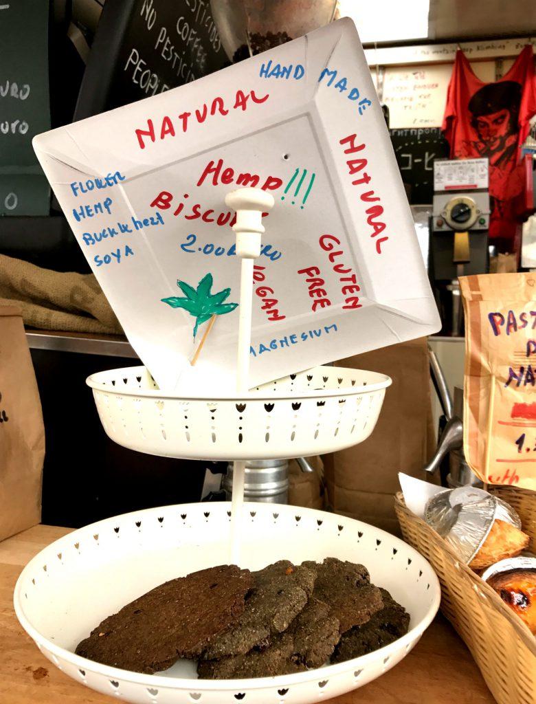 Hjemmelavede glutenfri hash småkager