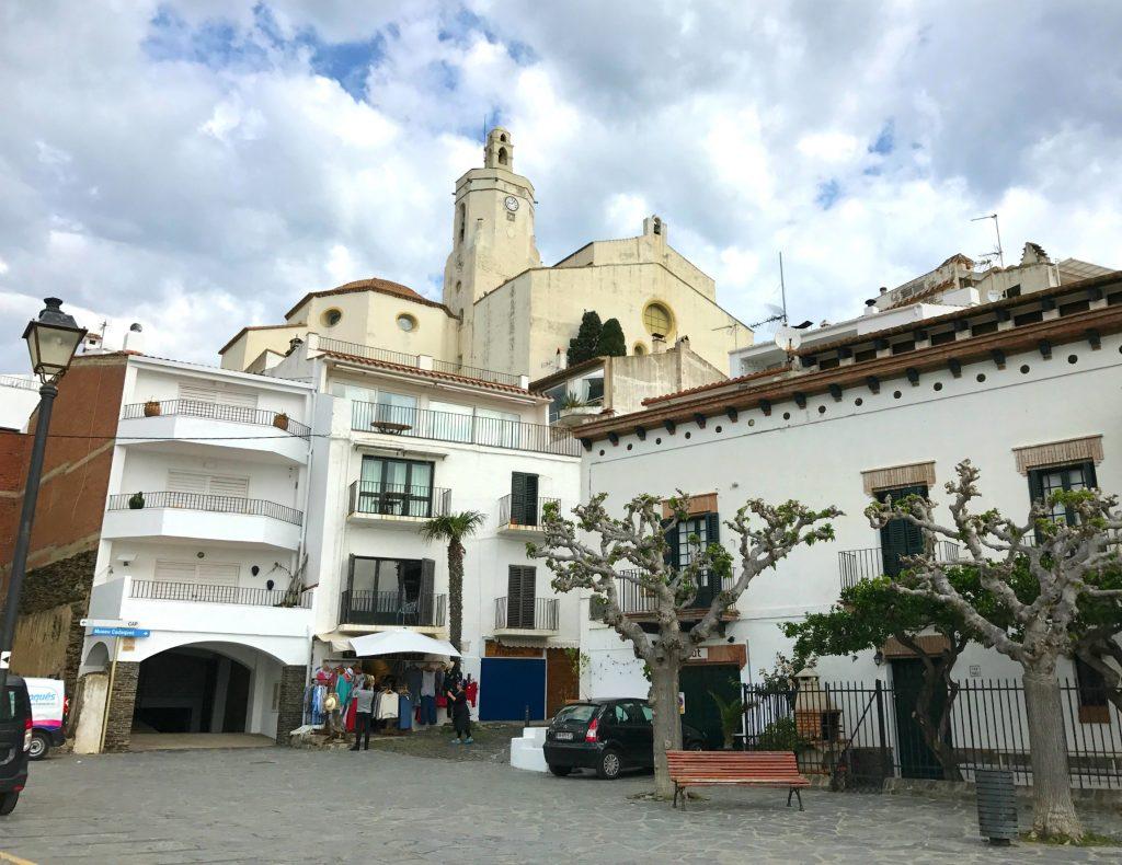 kirken Eglesia de Santa Maria