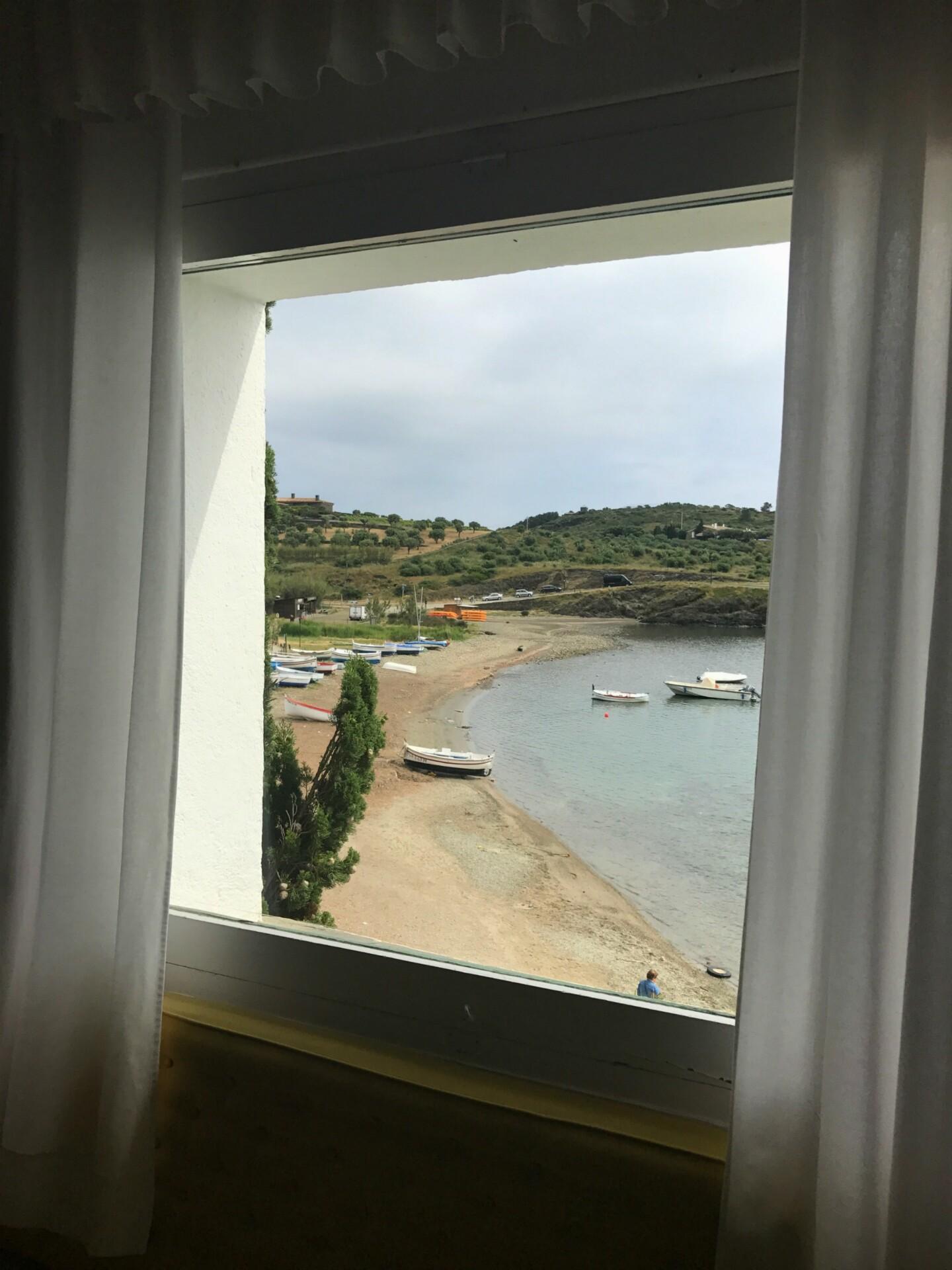 Kom med ind i Salvador Dali's private hus i Portlligat
