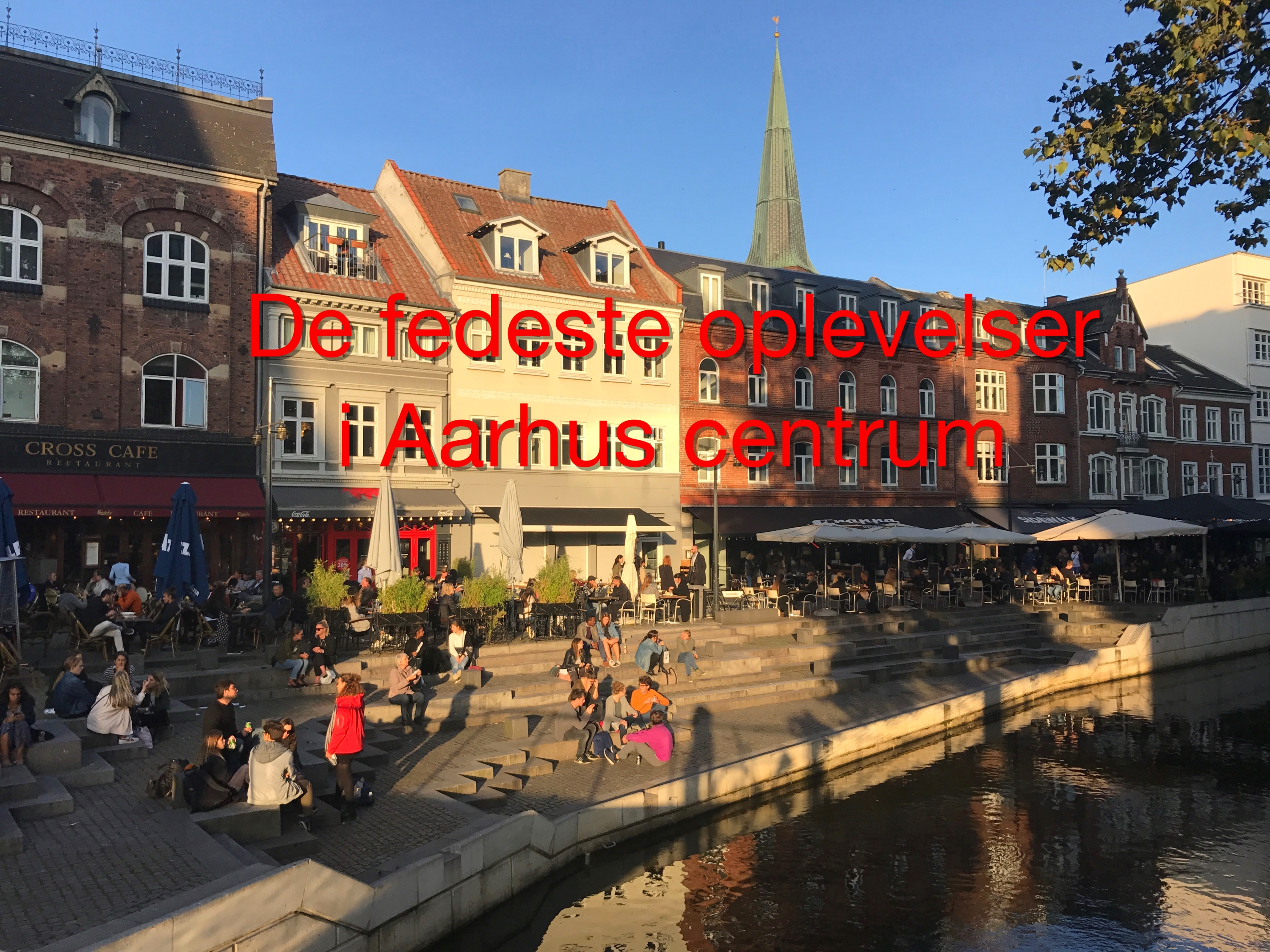 Weekendtur – de fedeste oplevelser i Aarhus