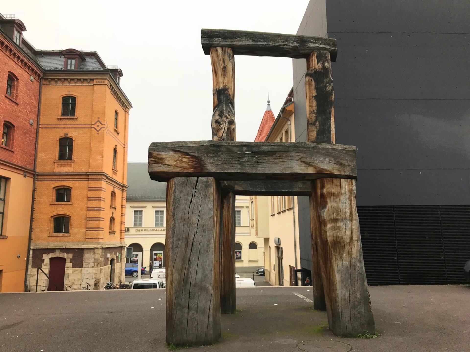 Tyske Weimar – en poetisk by og en smeltedigel af tysk historie