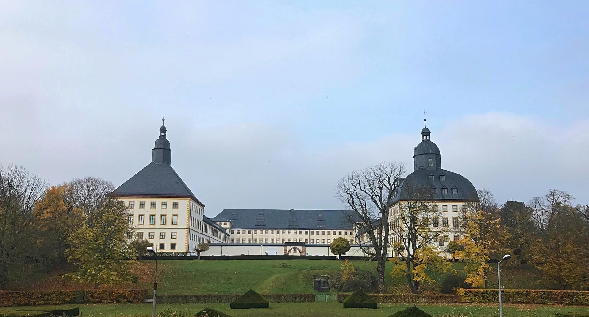 Er du til romantik, så besøg barokslottet Schloss Friedenstein i byen Gotha
