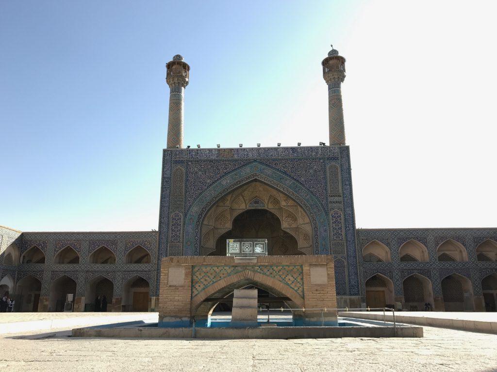 Masjed-e Jame i Isfahan
