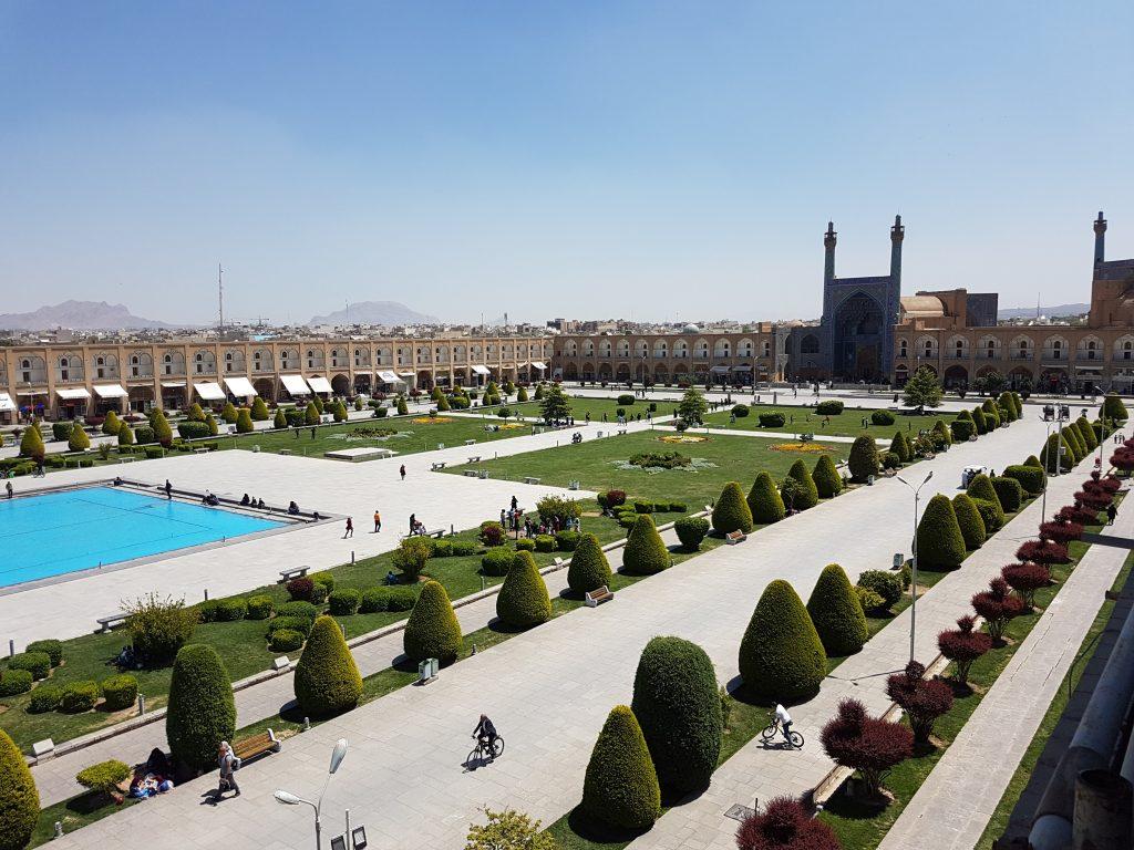 Meidan Emam i Isfahan
