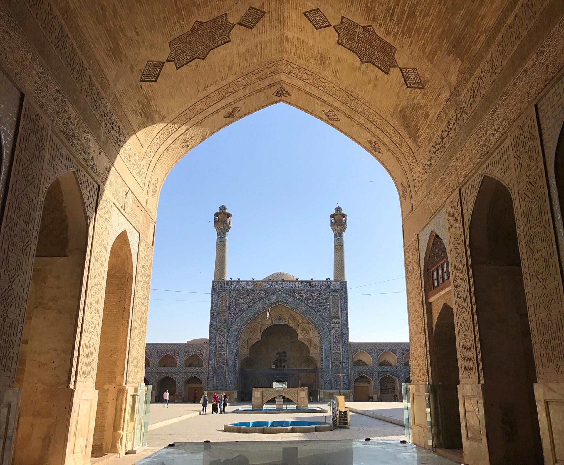 UNESCO World Heritage besøg i 2017