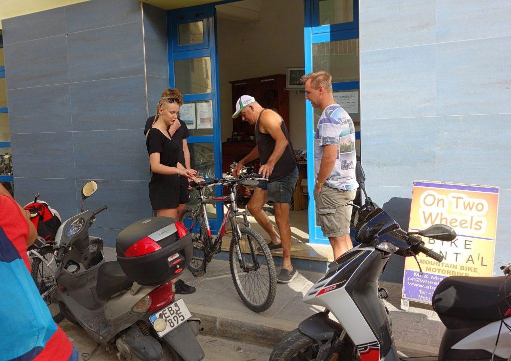 Cykeltur på Gozo