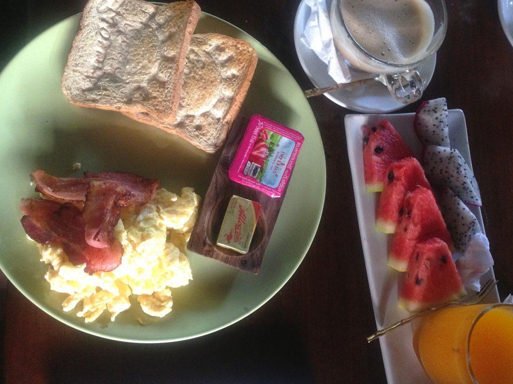 Morgenmad Baan Tebpitak