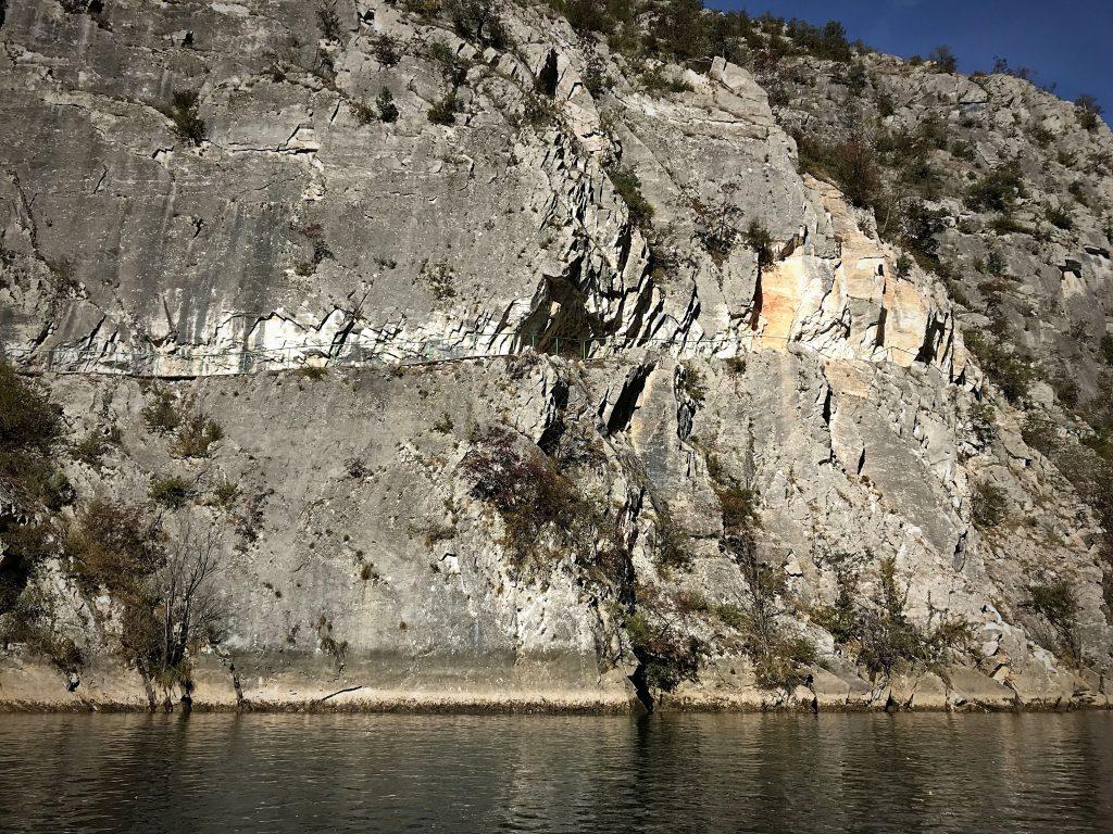 Vandretur i Matka Canyon