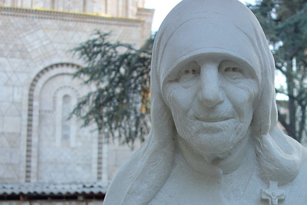 Mother Teresa in Skopje