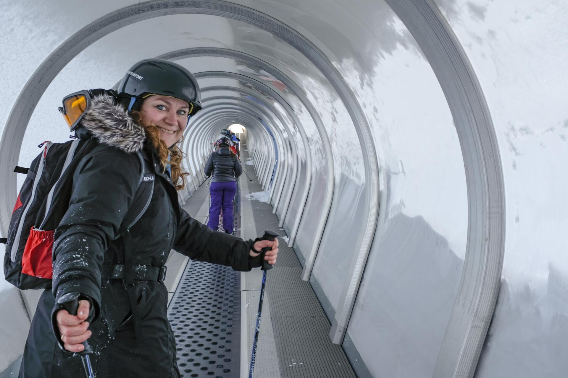 Skiskole lift
