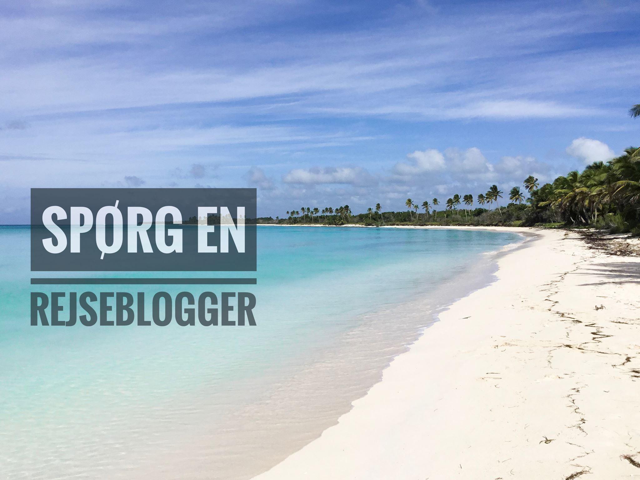 spoerg en rejseblogger