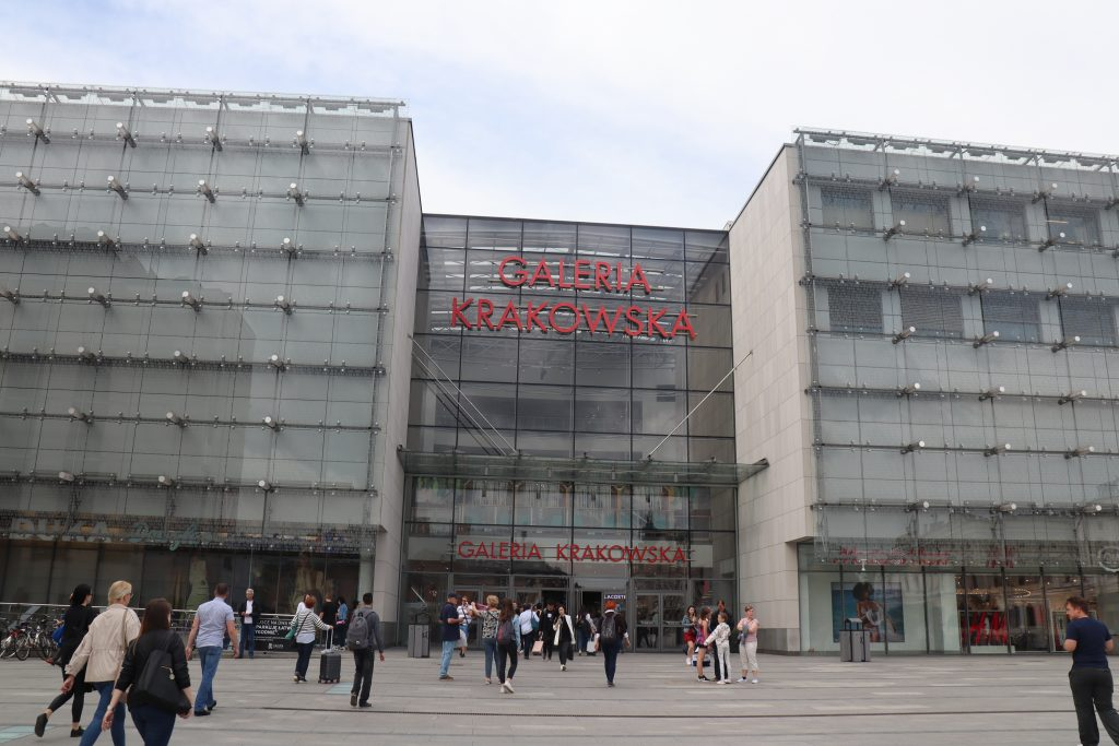 Shopping centret Galeria Krakowska
