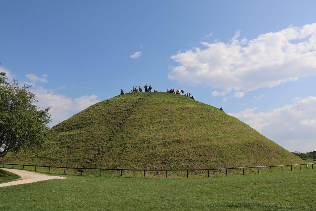 Krakus Mound i Krakow