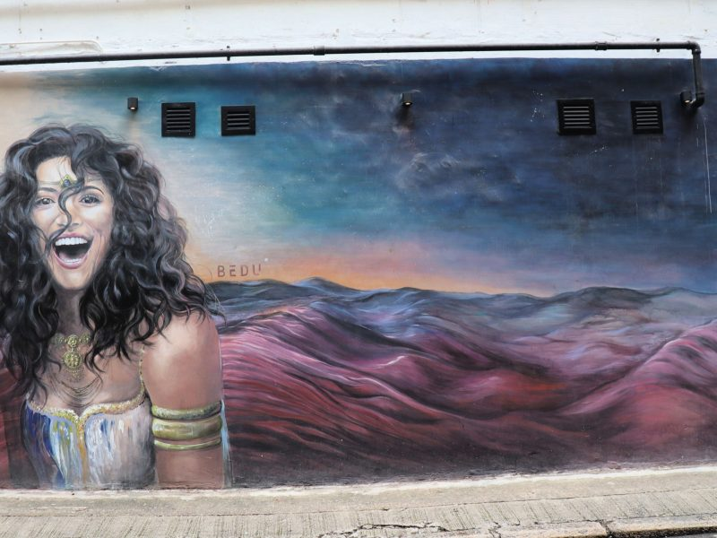 Street Art: Hong Kong har den fedeste gadekunst i Old Town Central
