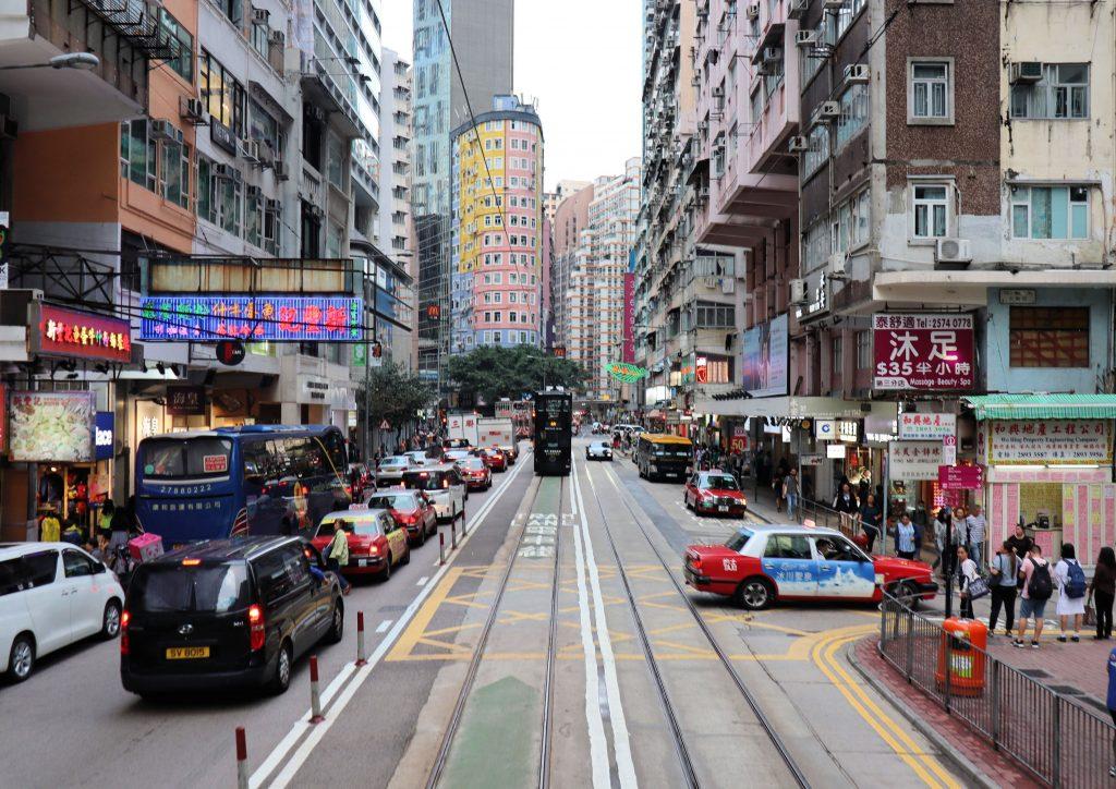 Hong Kongs sevaerdigheder