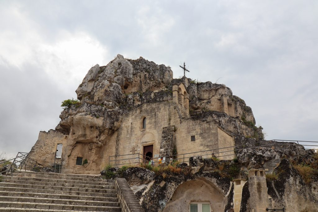 Madonna de Idris e. San Giovanni in Monterrone