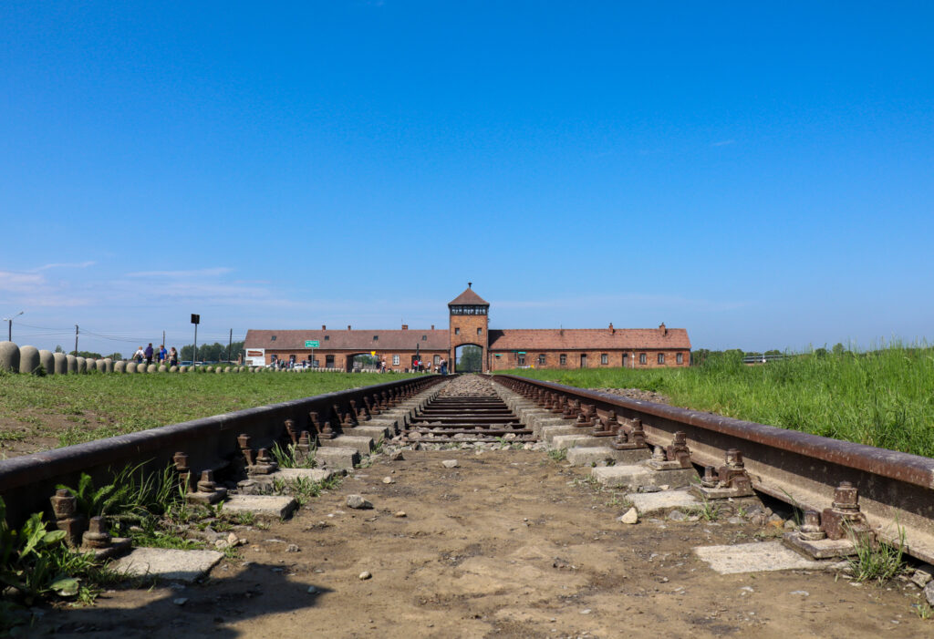 Auschwitz Birkenau Unesco