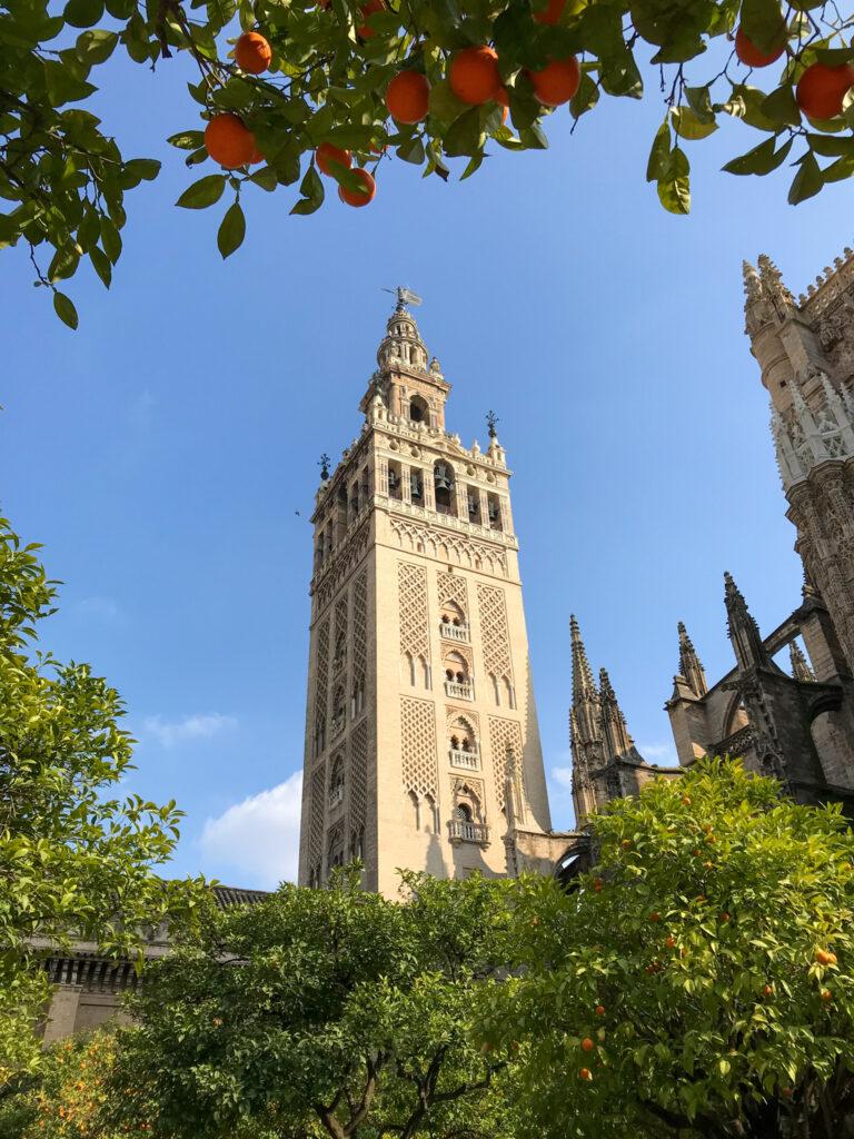 Catedral i Sevilla