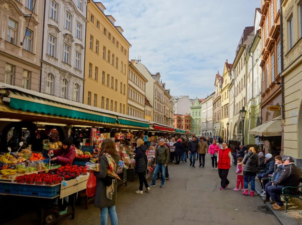 Historiske centrum i Prag Tjekkiet